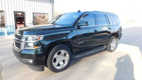 2016 Chevrolet Tahoe for sale at Mid Kansas Auto Sales in Pratt KS