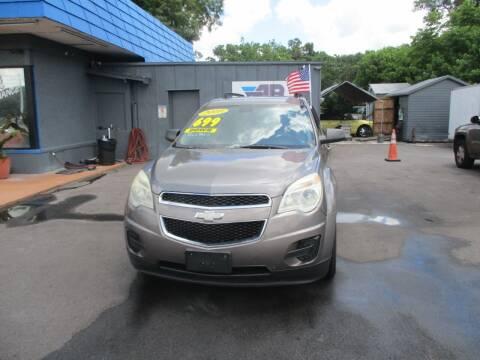2010 Chevrolet Equinox for sale at AUTO BROKERS OF ORLANDO in Orlando FL