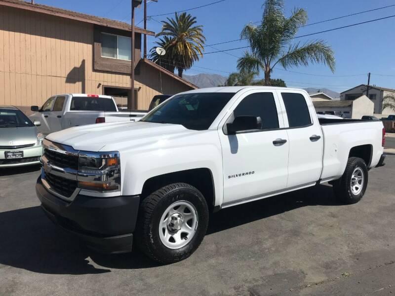 2016 Chevrolet Silverado 1500 for sale at K & J Auto Exchange in Santa Paula CA