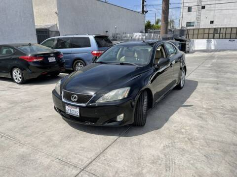 2007 Lexus IS 250 for sale at Hunter's Auto Inc in North Hollywood CA