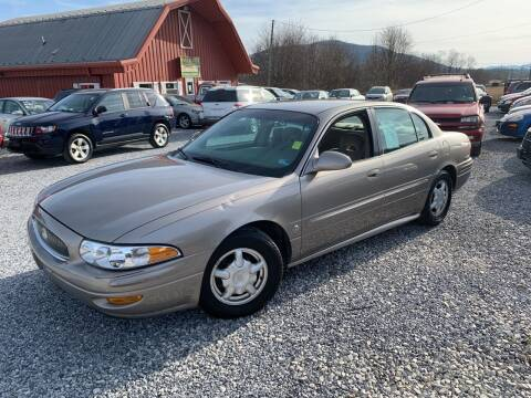 2001 Buick LeSabre for sale at Bailey's Auto Sales in Cloverdale VA