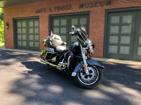 2017 Harley-Davidson Ultra Limited for sale at Jack Frost Auto Museum in Washington MI
