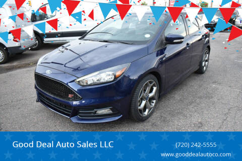 2017 Ford Focus for sale at Good Deal Auto Sales LLC in Denver CO