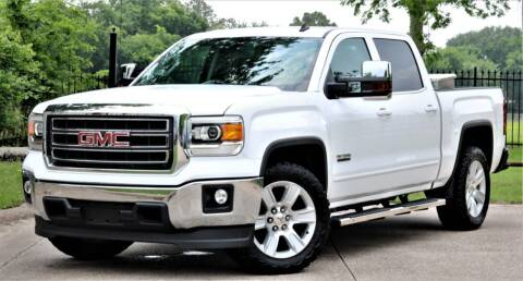 2014 GMC Sierra 1500 for sale at Texas Auto Corporation in Houston TX