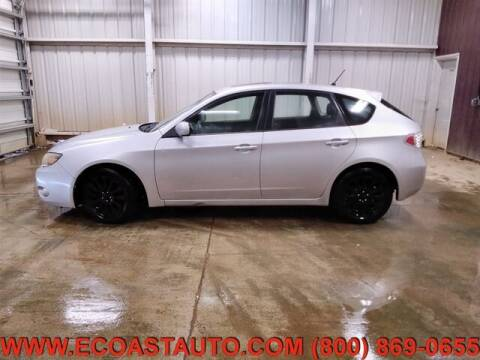 2009 Subaru Impreza for sale at East Coast Auto Source Inc. in Bedford VA