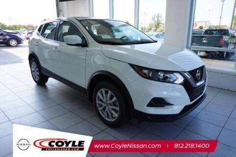 2020 Nissan Rogue Sport for sale at COYLE GM - COYLE NISSAN - Coyle Nissan in Clarksville IN