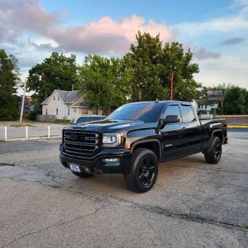 2016 GMC Sierra 1500 for sale at Bibian Brothers Auto Sales & Service in Joliet IL