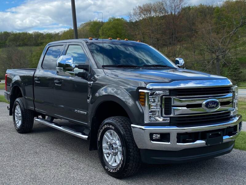 2019 Ford F-250 Super Duty for sale at Griffith Auto Sales in Home PA
