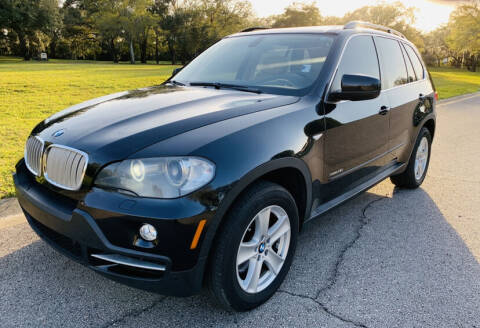 2009 BMW X5 for sale at FLORIDA MIDO MOTORS INC in Tampa FL