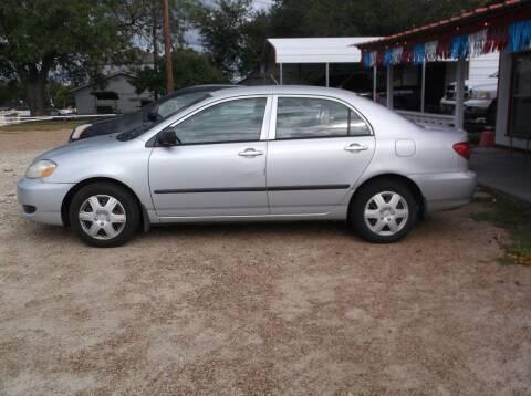 2007 Toyota Corolla for sale at Smith Auto Finance LLC in Grand Saline TX