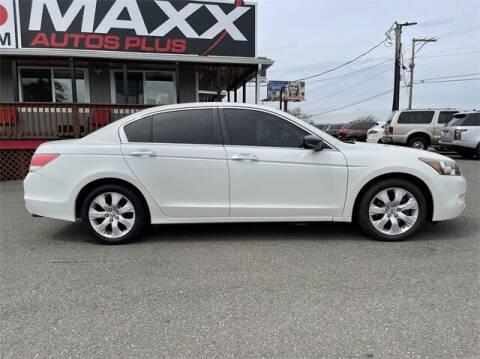 2008 Honda Accord for sale at Ralph Sells Cars at Maxx Autos Plus Tacoma in Tacoma WA