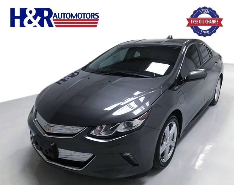 2017 Chevrolet Volt for sale at H&R Auto Motors in San Antonio TX