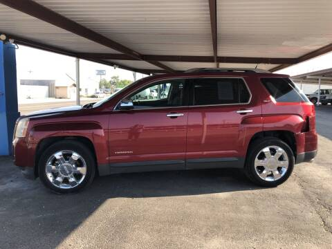 2012 GMC Terrain for sale at Kann Enterprises Inc. in Lovington NM