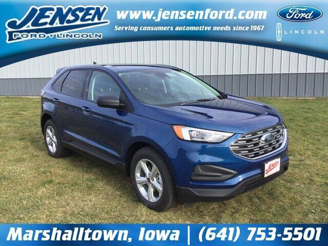 2020 Ford Edge for sale at JENSEN FORD LINCOLN MERCURY in Marshalltown IA