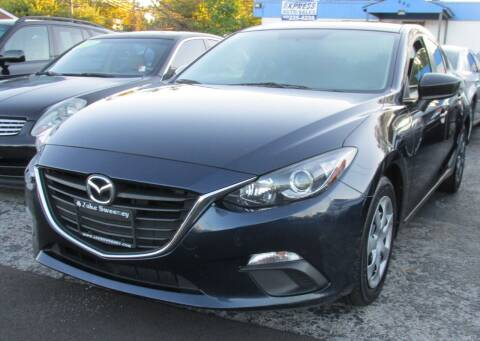 2015 Mazda MAZDA3 for sale at Express Auto Sales in Lexington KY