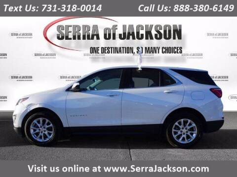 2020 Chevrolet Equinox for sale at Serra Of Jackson in Jackson TN