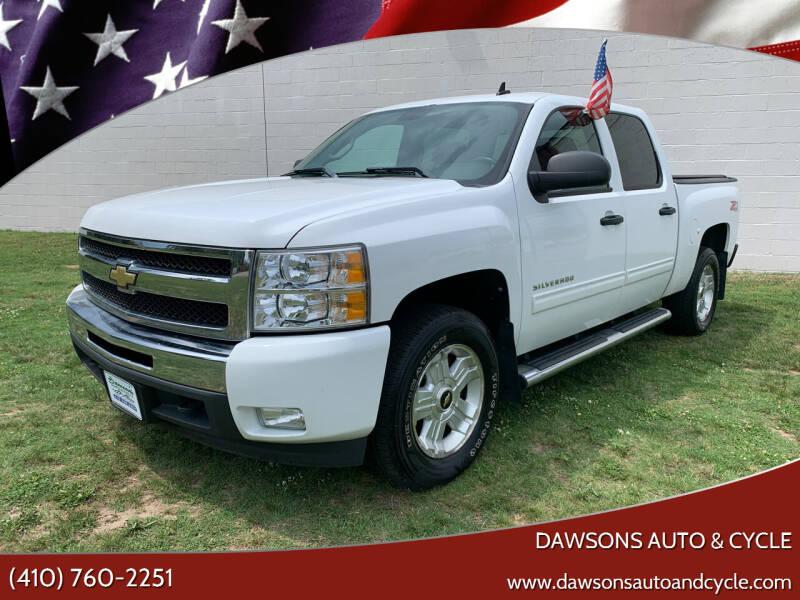 2011 Chevrolet Silverado 1500 for sale at Dawsons Auto & Cycle in Glen Burnie MD
