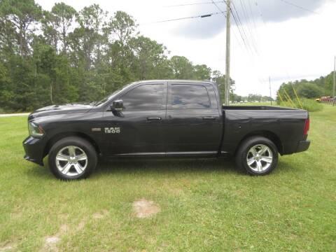2015 RAM Ram Pickup 1500 for sale at Ward's Motorsports in Pensacola FL