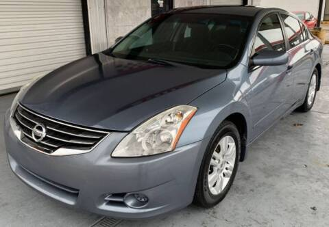 2012 Nissan Altima for sale at Tiny Mite Auto Sales in Ocean Springs MS