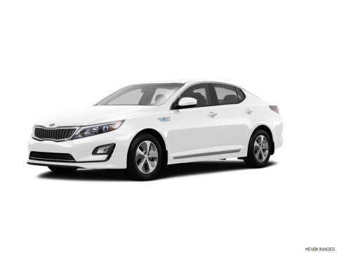 2015 Kia Optima Hybrid for sale at Bob Moore Kia in Oklahoma City OK