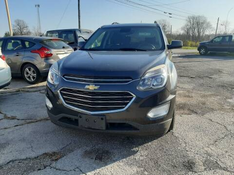 2016 Chevrolet Equinox for sale at John - Glenn Auto Sales INC in Plain City OH
