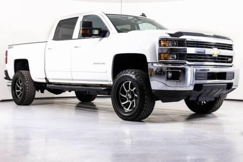 2016 Chevrolet Silverado 2500HD for sale at Truck Ranch in Logan UT