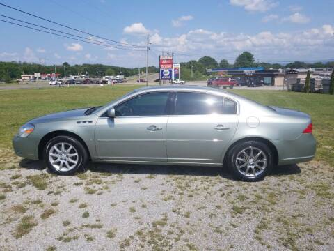 2006 Buick Lucerne for sale at CAR-MART AUTO SALES in Maryville TN
