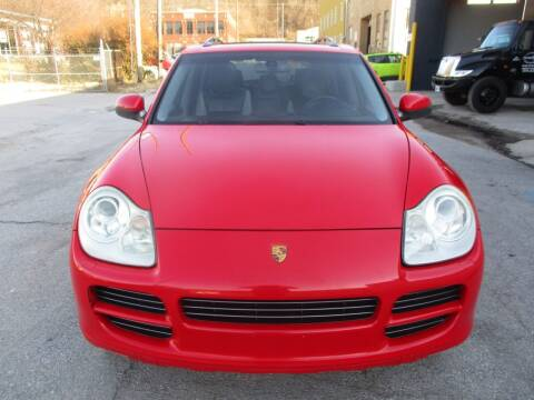 2006 Porsche Cayenne for sale at Ideal Auto in Kansas City KS