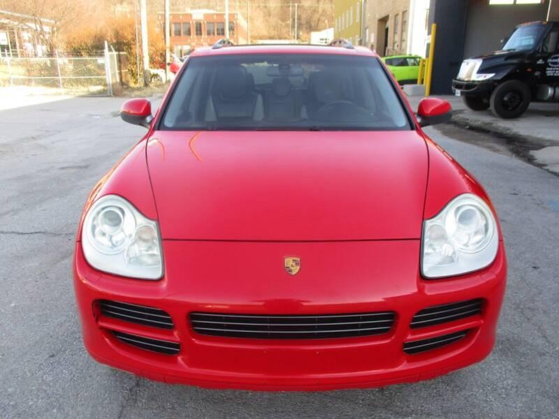 2006 Porsche Cayenne for sale at Ideal Auto in Kansas City KS