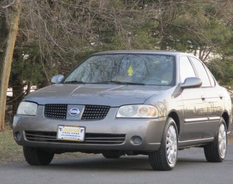 2005 Nissan Sentra for sale at Loudoun Used Cars in Leesburg VA