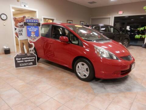 2012 Honda Fit for sale at ABSOLUTE AUTO CENTER in Berlin CT