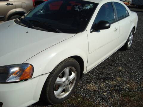 2005 Dodge Stratus for sale at Branch Avenue Auto Auction in Clinton MD