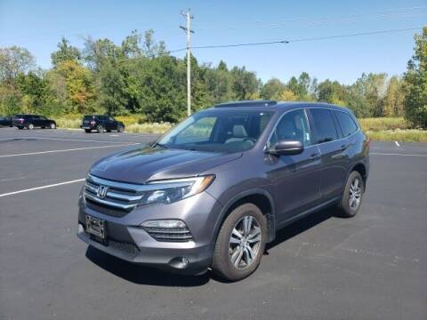 2016 Honda Pilot for sale at White's Honda Toyota of Lima in Lima OH