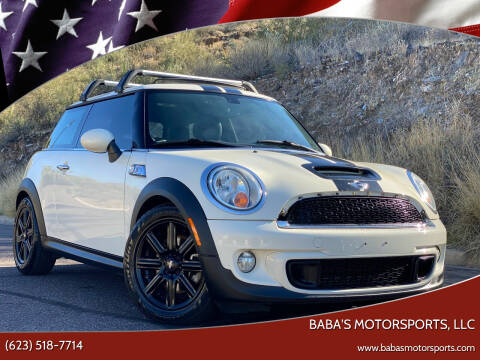 2011 MINI Cooper for sale at Baba's Motorsports, LLC in Phoenix AZ
