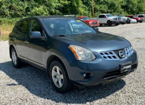 2013 Nissan Rogue for sale at BSA Pre-Owned Autos LLC in Hinton WV
