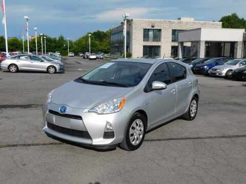 2014 Toyota Prius c for sale at Paniagua Auto Mall in Dalton GA
