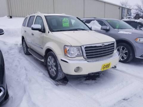 2008 Chrysler Aspen for sale at Virtue Motors in Darlington WI