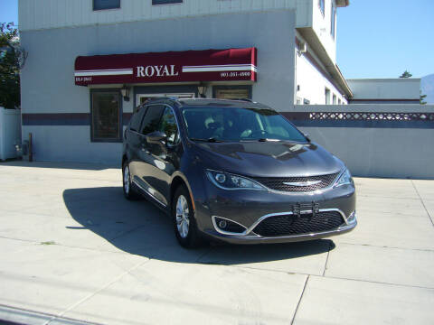 2019 Chrysler Pacifica for sale at Royal Auto Inc in Murray UT