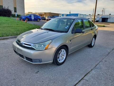 2008 Ford Focus for sale at DFW Autohaus in Dallas TX