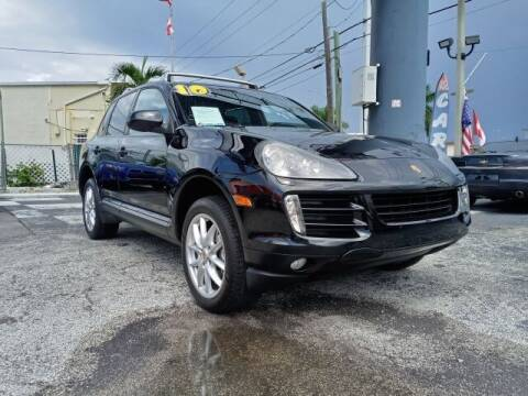 2010 Porsche Cayenne for sale at Brascar Auto Sales in Pompano Beach FL
