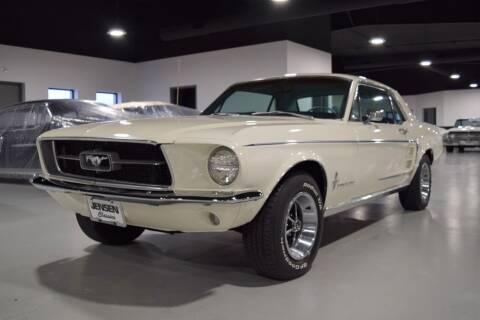 1967 Ford Mustang for sale at Jensen's Dealerships in Sioux City IA