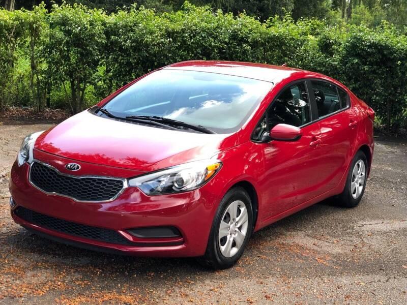 2016 Kia Forte for sale at Sunshine Auto Sales in Oakland Park FL
