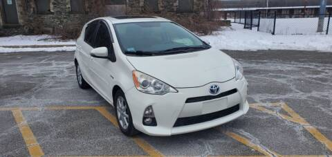 2013 Toyota Prius c for sale at EBN Auto Sales in Lowell MA