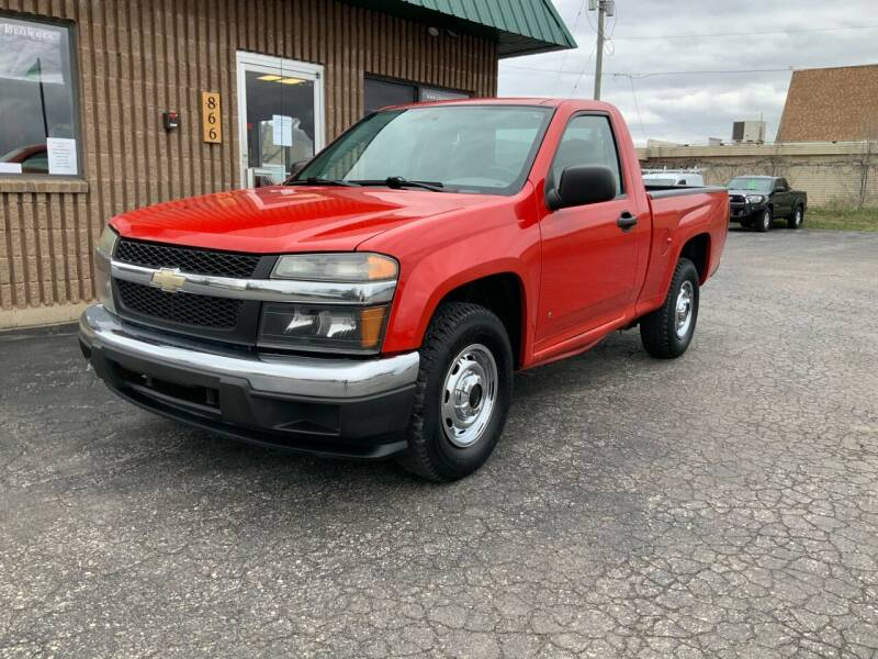 2008 Chevrolet Colorado for sale at Stein Motors Inc in Traverse City MI