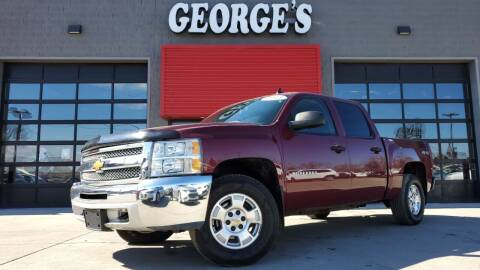 2013 Chevrolet Silverado 1500 for sale at George's Used Cars - Telegraph in Brownstown MI