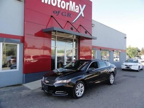 2018 Chevrolet Impala for sale at MotorMax of GR in Grandville MI
