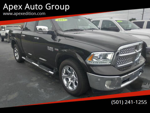 2017 RAM Ram Pickup 1500 for sale at Apex Auto Group in Cabot AR