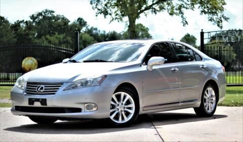 2010 Lexus ES 350 for sale at Texas Auto Corporation in Houston TX