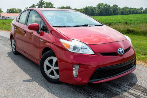 2014 Toyota Prius for sale at Fruendly Auto Source in Moscow Mills MO