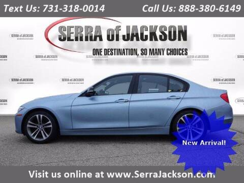 2014 BMW 3 Series for sale at Serra Of Jackson in Jackson TN